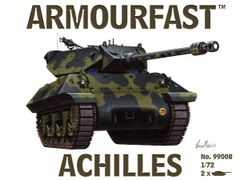 1/72 Achilles Tank Destroyer (2) - Armourfast 99008
