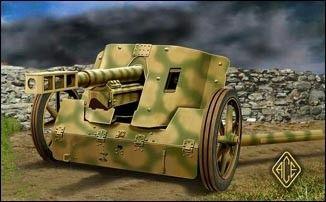 1/72 German 7.5cm Pak 50 Anti-Tank Gun - ACE 72246