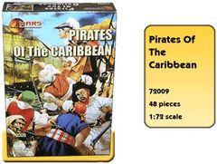 1/72 Pirates of the Caribbean (48) - MARS 72009