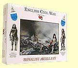 1/32 English Civil War: Royalist Artillery (16) - A Call to Arms 14