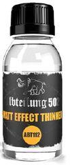 MATT EFFECT THINNER for Enamel Products 100ml Bottle - Abteilung 502 ABT112