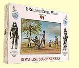 1/32 English Civil War: Royalist Musketeers (16) - A Call to Arms 03