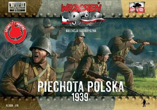 1/72 WWII Polish Infantry 1939 (24) - First to Fight 019