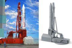 1/200 Epsilon Rocket & Launcher - Aoshima 10419