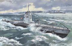 1/144 German U-Boat Type IIB Submarine 1939 - ICM 9