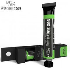 Weathering Oil Paint Green Grass 20ml Tube - Abteilung 94