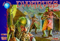 1/72 Dwarves Set #1 Figures (44) - ALLIANCE FIGURES 72007