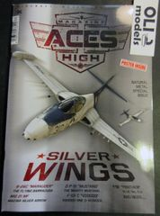 ACES HIGH Magazine Issue 7: SILVER WINGS - AK Interactive AH7