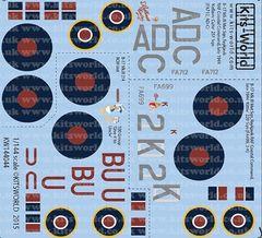 1/144 B17 Mk III Kittie, Keflavic Cutie, Give it to Uncle - WBS-144044
