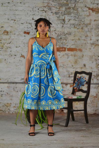 Lemonade Summer Dress