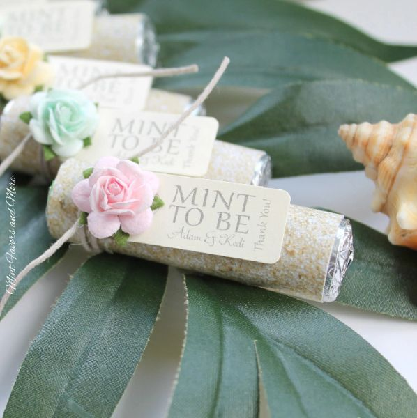 Beach Wedding Favors Destination Wedding Favors Unique Wedding