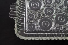 Snack Plates w/ Cup Holder, Swirl