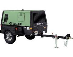 Air Compressor Package, 100-185 CFM Compressor, Breaker, Hose, & Steel