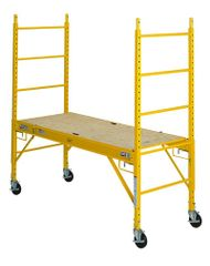 Perry Scaffold (6' Section w/ Casters)
