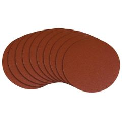 "Sandpaper Disc, 6"" Self-Stick"