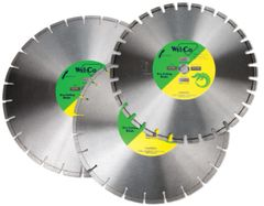 Blade, Diamond Cutoff - Welco Dry High Speed