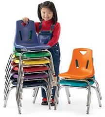 Chair, Child (Blue)