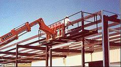 Work Platform, Forklift
