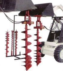 Auger Bit, Post Hole (Bobcat Loaders)