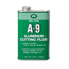 Oil, Cutting Fluid Aluminum Relton A-9