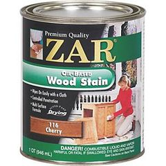 Stain, Zar Oil Based Wood Stain (Quart)