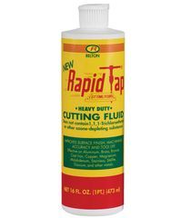 Oil, Cutting Fluid Relton Rapid Tap 16 Oz
