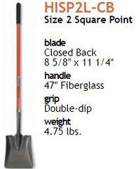 Shovel, Square Point