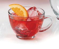Glass, Cup - Beverage Wide Brim (6 OZ)