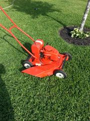 "Mower, Lawn 21"" Gas"