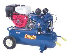 Air Compressor - 15.6 CFM, 125-PSI