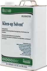 Solvent, Tacking - Hillyard Kleen-up Solvent (Gallon)