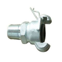 Hose Coupler, Universal Pnematic Threded Male Coupling