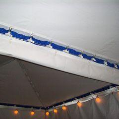 Gutter, Canopy Tent