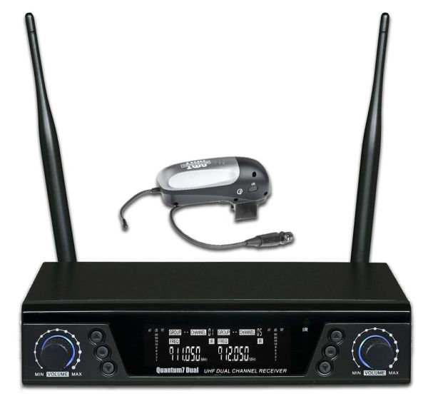 Quantum 7 Dual Wireless Systems (All Instruments)