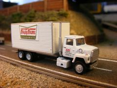 KRISPY KREME TRUCK- 2, HO DECAL SET