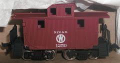 NYO&W CABOOSE HO DECAL SET