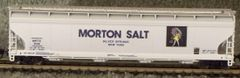 MORTON SALT EARLY GRAPHICS HOPPER CAR HO DECAL SET