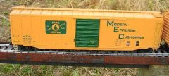 MAINE CENTRAL RR. 50 FT SD BOXCAR HO DECAL SET.