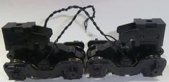 ATLAS HO GENERAL ELECTRIC FB-2 BLACK POWER TRUCKS