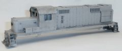 ATLAS TRAINMAN HO UNDECORATED ALCO RS-32 COMPLETE SHELL WITH HANDRAILS