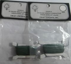 CIR-KIT CONCEPTS 100 FEET OF 32 GAUGE SINGLE CONDUCTOR WIRE