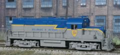 ATLAS HO D&H LIGHTNING STRIPE #5012 ALCO RS-36 WITH DCC/SOUND OPTIONS