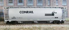 ATLAS #1933-04 CONRAIL #885017 ACF 3 BAY HOPPER
