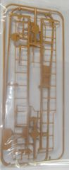 KATO HO EMD SD40 SANTA FE YELLOW HANDRAIL SET