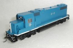 PROTO 2000 #30777 BOSTON & MAINE EMD GP38-2 #212 DELIVERY SCHEME