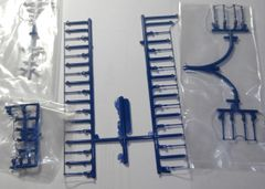 ATHEARN GENESIS HO DARK BLUE MP15 HANDRAIL SET