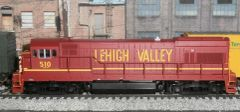ATLAS #8268 LEHIGH VALLEY #510 GE U23b NEW IN BOX DCC AND/OR SOUND OPTIONS AVAILABLE