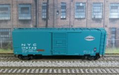 KADEE HO #4084 NEW YORK CENTRAL #170749 40' PS-1 BOXCAR