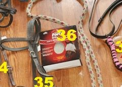 #36 new fly mask