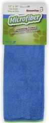 GroomTex microfiber grooming towel